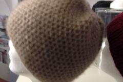 Mütze aus reiner Kashmir Wolle